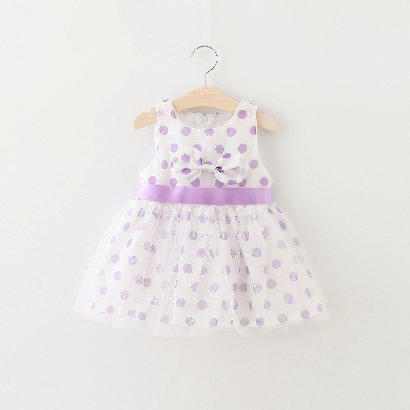 凰成贝贝2016新款夏季童装连衣裙韩版清新可爱公主裙子0-1-2-3岁潮