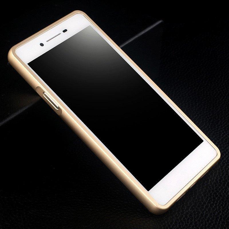 巴宝驰(baboci) oppo r8207手机壳 r1c手机套oppor8205保护壳边框后盖
