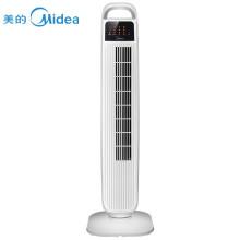 美的(Midea)塔扇 FZ10-15BRW 电风扇 落地扇 静音遥控