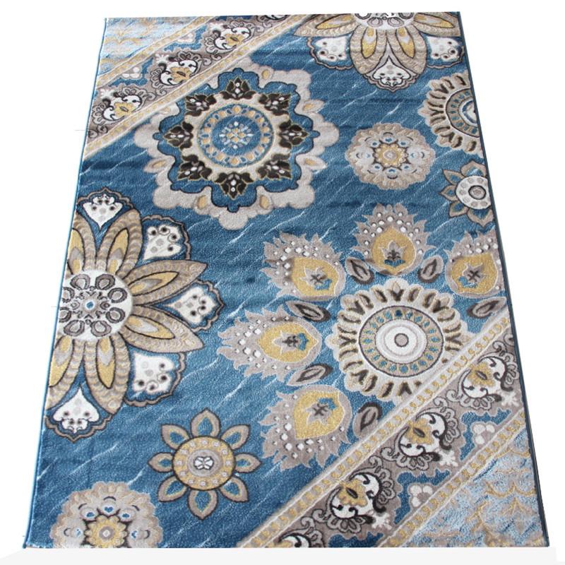 地毯土耳其进口波斯地毯 欧式地毯客厅床边毯 现代简约卧室地毯