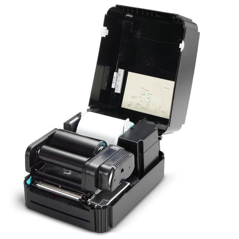 tscttp244_台半(tsc) ttp 244pro 条码打印机 标签打印机 热敏打印机