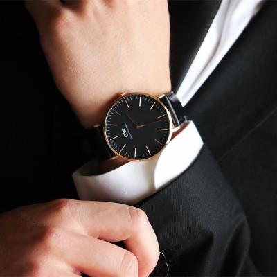 丹尼尔惠灵顿手表怎么戴