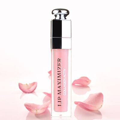 Dior迪奧 魅惑豐唇彩唇蜜 6ml(淺粉色)豐潤、保濕