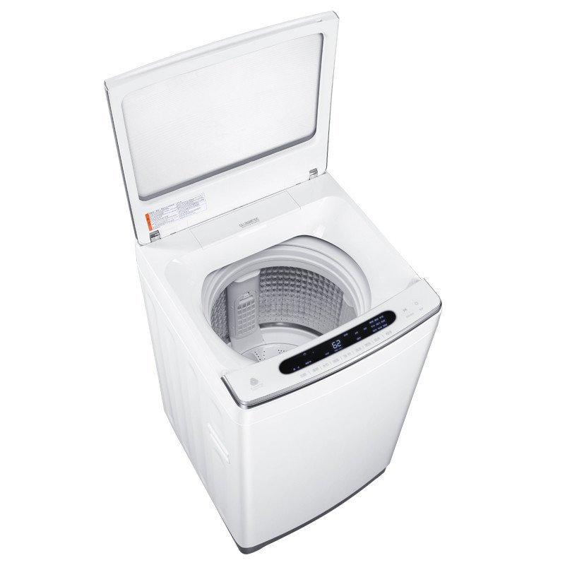 海尔免清洗洗衣机 ems85bzu128w