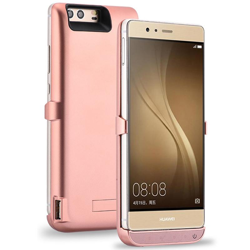 华为p9 plus手机背夹电池充电宝 大容量8000毫安一体式无线充电器移动