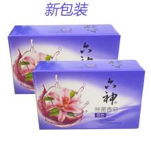 六神百合除菌香皂125g*2块1381
