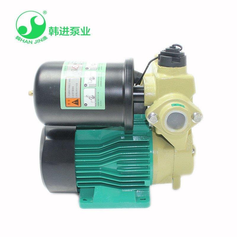 中韩合资韩进水泵phj-c430a单相220v全自动自动增压泵