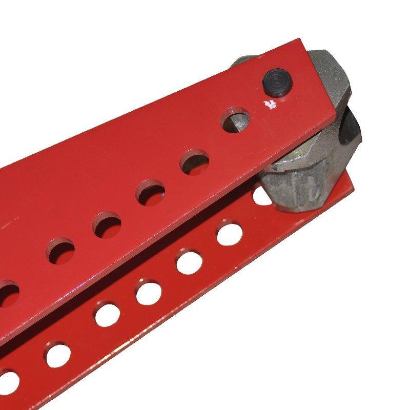 开拓 钢筋弯曲机弯折机 手动液压弯管机 手摇弯管器 expsyw-4