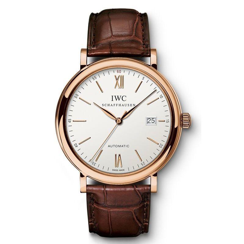 萬國(iwc)手表柏濤菲諾系列機械男士手表iw356511圖片