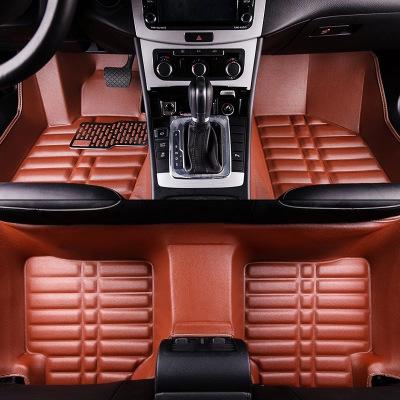 洛玛 汽车脚垫 立体加厚全包围汽车脚垫 海马丘比特 骑士 海福星 福美来VS 专车专用脚垫