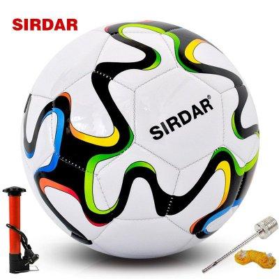 SIRDAR薩達5號機縫足球中小學青少年兒童加厚PU五號軟皮世界比賽杯足球