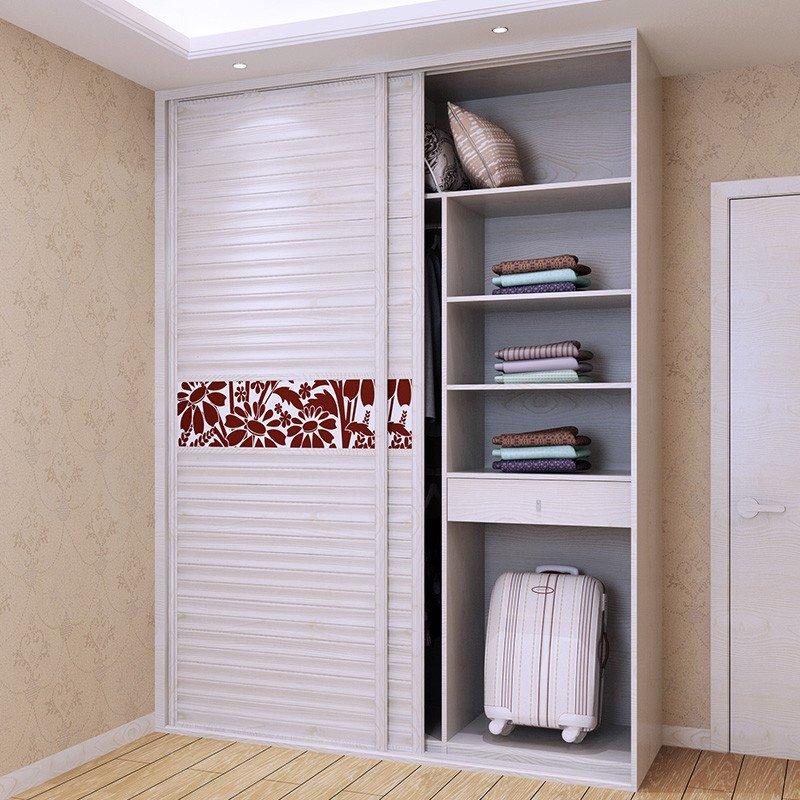 2.7米高衣柜内部设计图