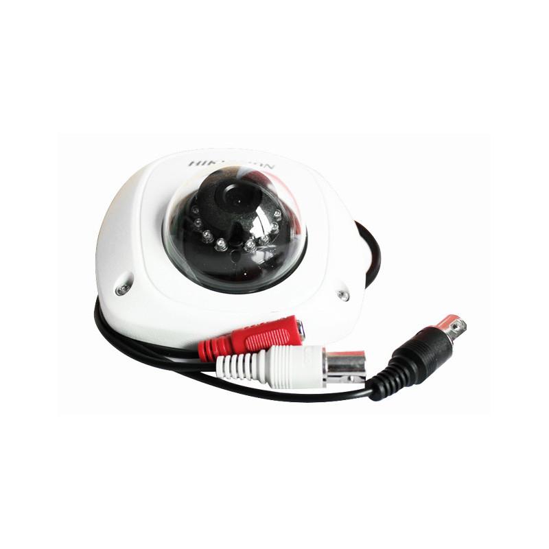 700线红外电梯专用半球摄像头摄像机 内置拾音器 2.