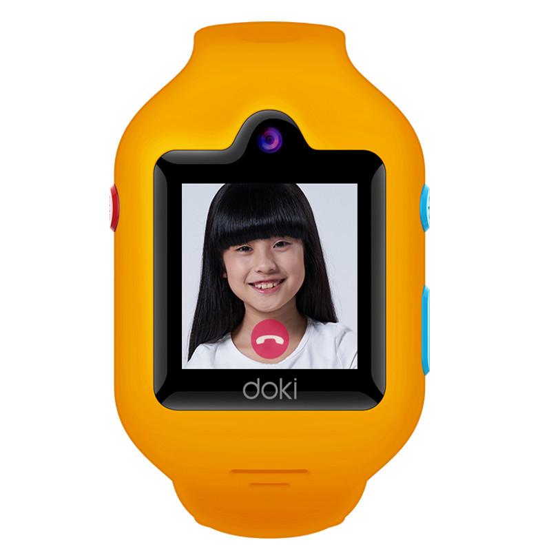 卫小宝doki视频通话儿童定位智能手表触屏学生电话手表男女可插卡防水