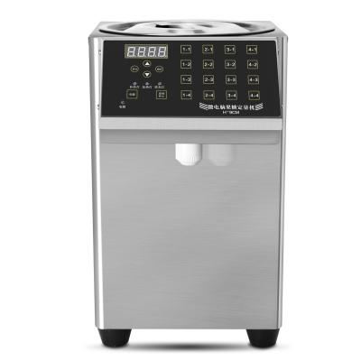 维思美 不锈钢奶茶店果糖机 定量机 果糖定量机