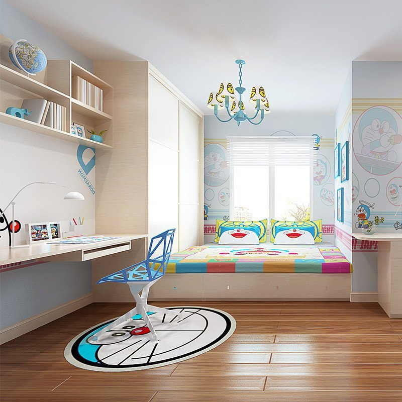 sogal索菲亚 衣柜 儿童房卧室套餐 木床榻榻米书桌推拉门衣柜书柜组合图片