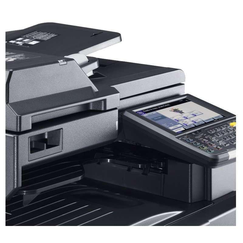 打印机装订器 效果图