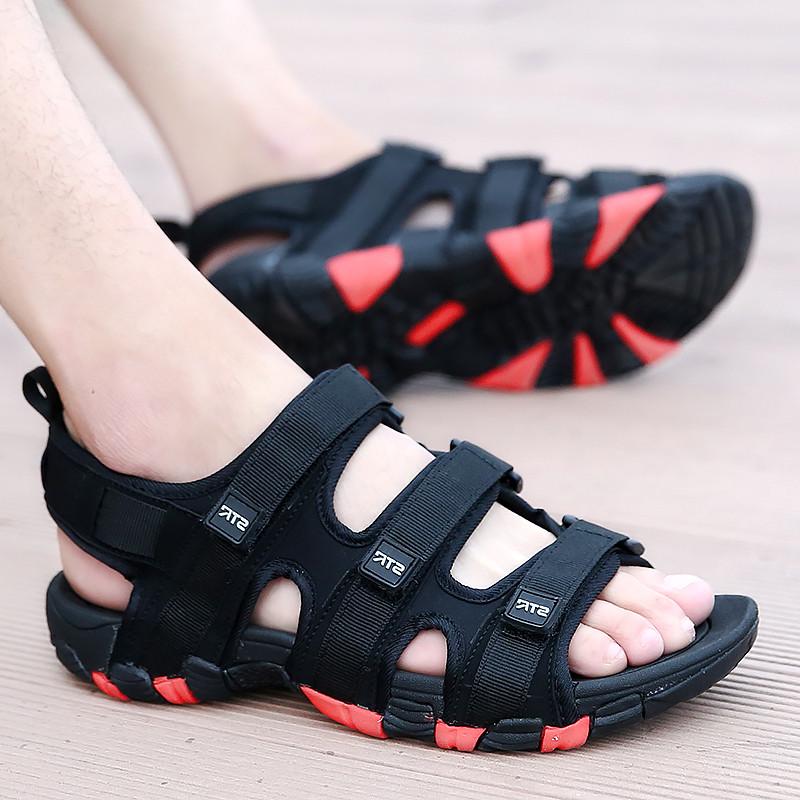 罗马凉鞋+男