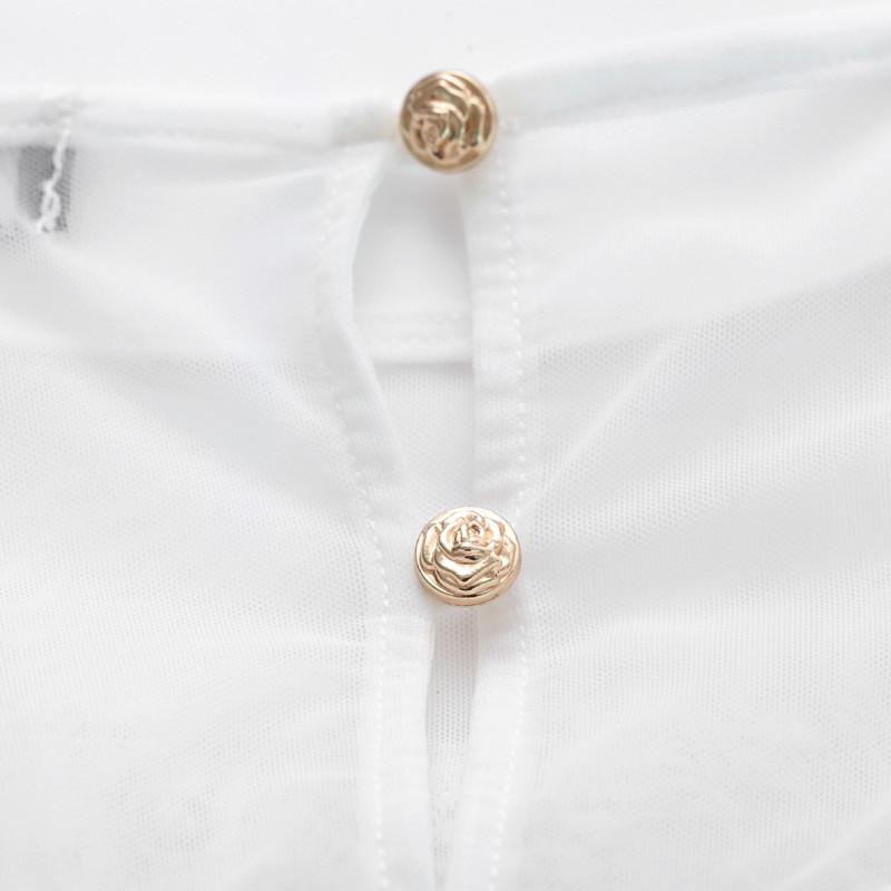 歌瑞尔夏季新款可爱性感甜美公主睡衣女士外穿背心睡裙家居服香粉