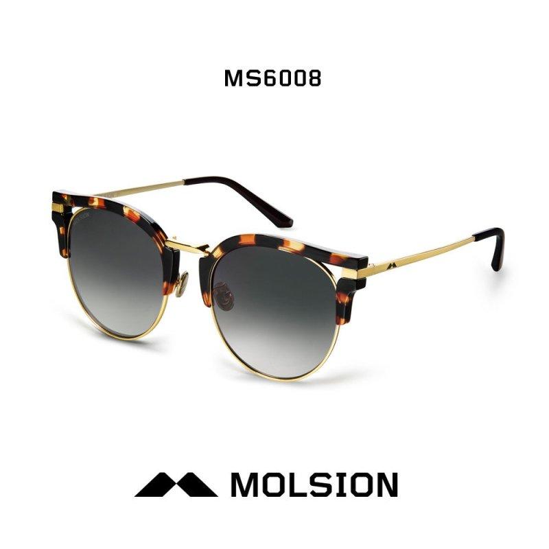 陌森太阳镜女新款墨镜太阳眼镜莫森眼镜ms6008图片