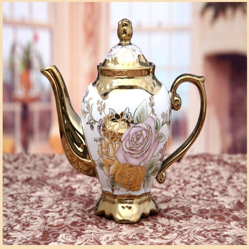 欧式茶具咖啡具套装