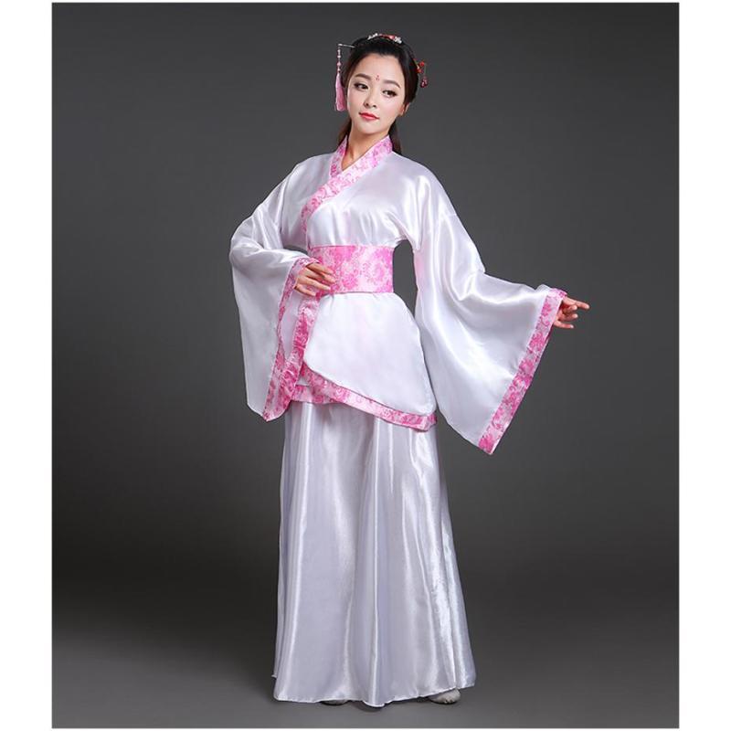 艾凝雪 唐装戏服古装服装女仙女唐朝古代汉服演出服古典舞蹈公主贵妃