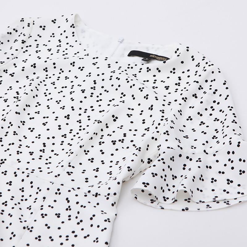 鱼尾裙服装设计简笔画