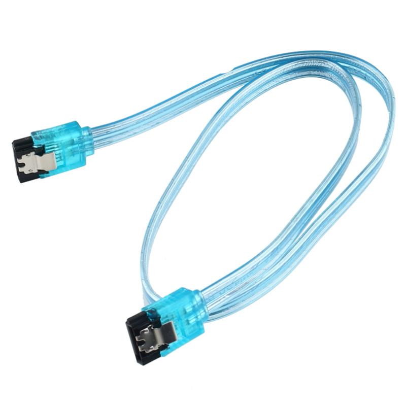 映羽sata3.0数据线 串口硬盘连接线 ssd/光驱sata3.