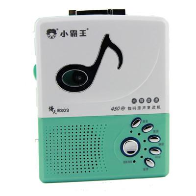 小霸王倚天復讀機E303 隨身聽磁帶機英語學習磁帶錄音機 數碼原聲復讀機