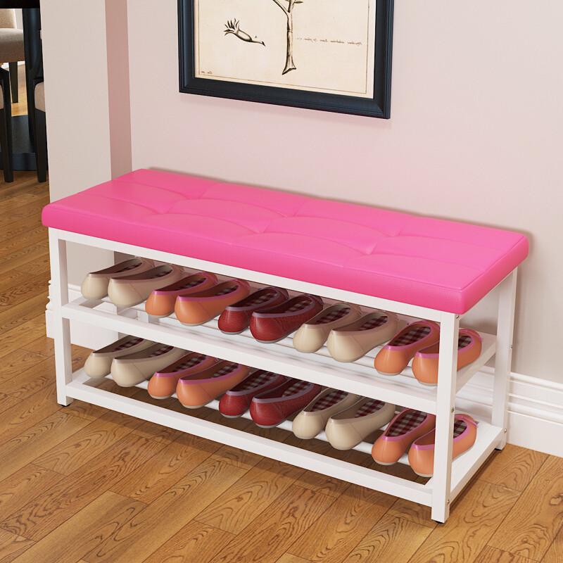 卓禾 换鞋凳鞋柜储物柜沙发凳子简约现代服装店凳欧式长凳茶几凳