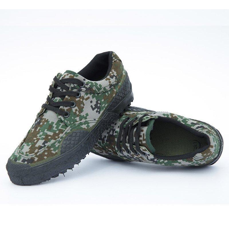 解放鞋手绘