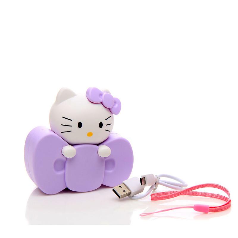 户外迷你可爱学生风扇 usb充电儿童卡通猫咪大风扇