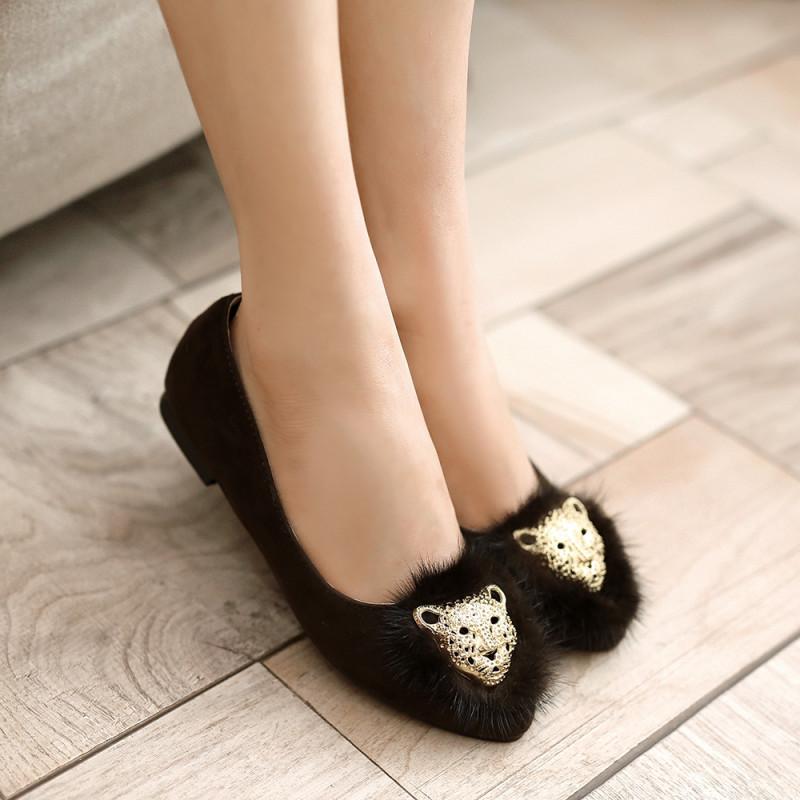 布鞋女可爱