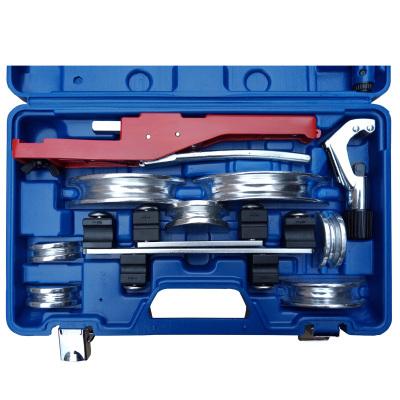 幫客材配 安居士 手動銅管彎管器(鋁輪) 包括彎管機架、彎管塊2個、鋁制彎管輪7個 割刀1件 倒器1件 免費送貨樓下