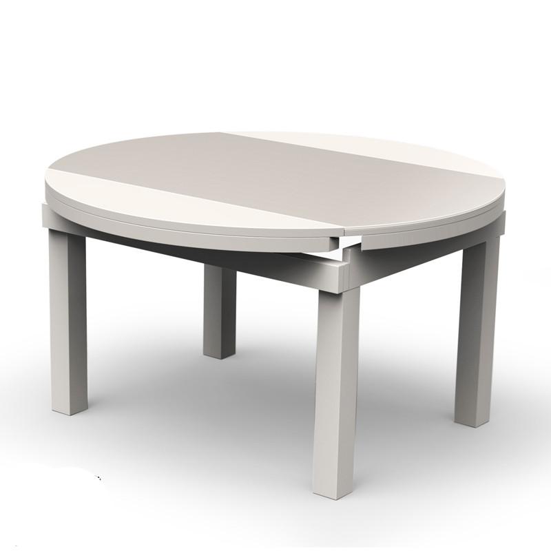 顾家简约现代茶几电视柜可拉伸餐桌客厅餐厅家具组合pt1502系列