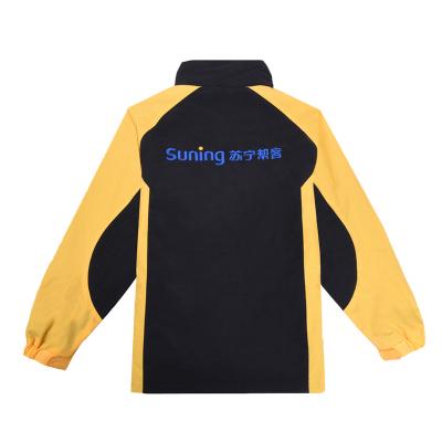 幫客材配 spine line蘇寧幫客冬季可脫卸雙層工裝(空調)354元/組(3件)可以備注不同型號。