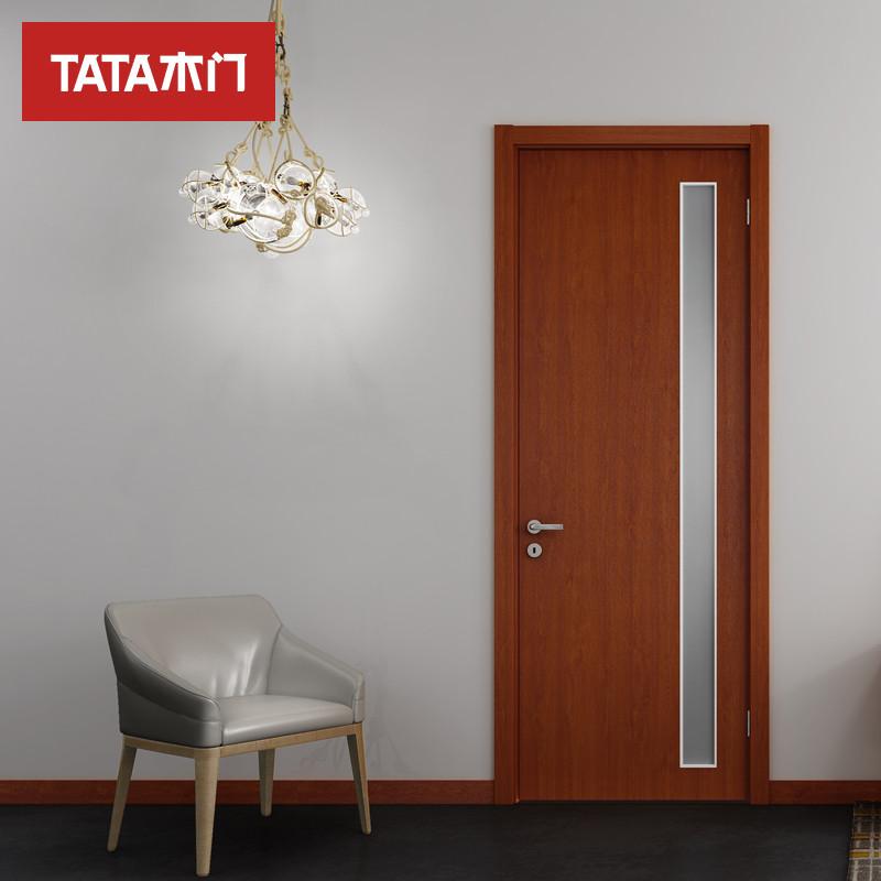 tata免漆木门怎么样_tata木门 室内客厅套装门卫生间门厕所门实木复合免漆