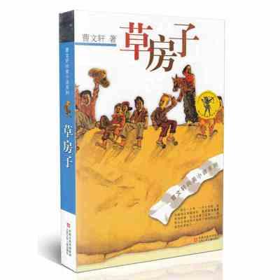 曹文轩纯美小说系列:草房子 [11-14岁] 青少年课外读物 中学生