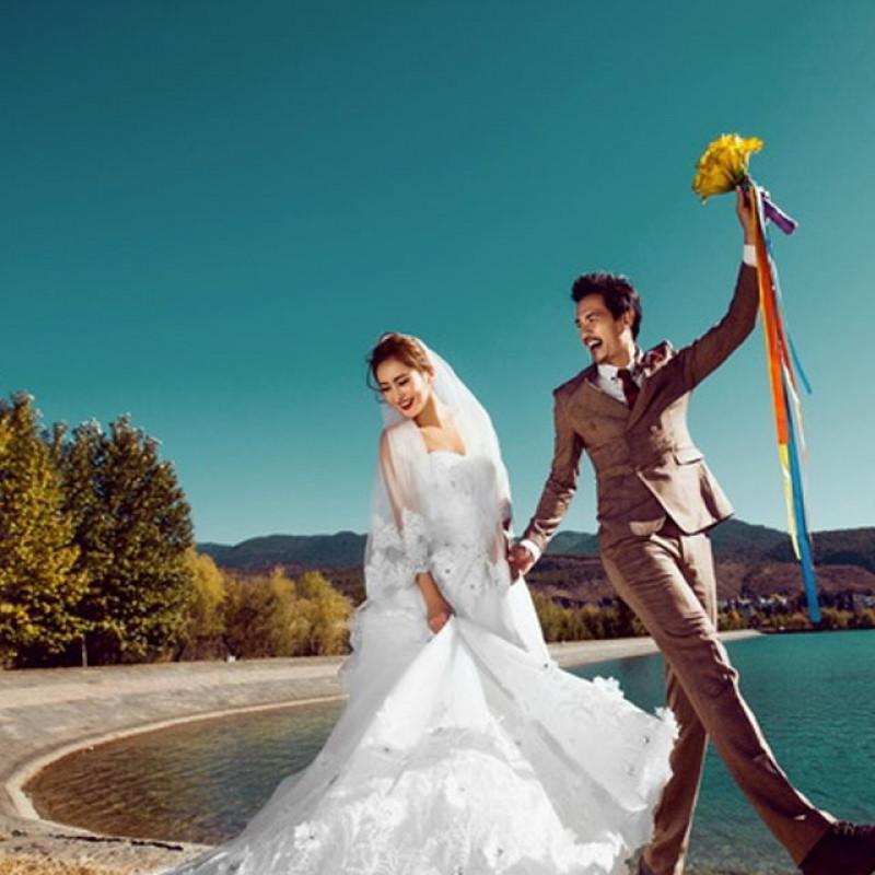 左岸2999元婚纱照摄影