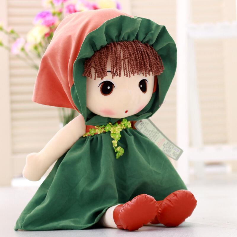 童话菲儿公仔可爱公主菲儿布娃娃女孩布偶毛绒玩具洋娃娃玩偶儿童