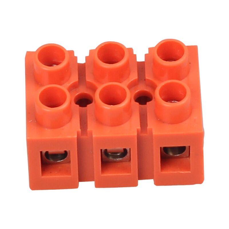 pcb接线端子接线器接头排柱接线端子排h-2519-2p6p8p