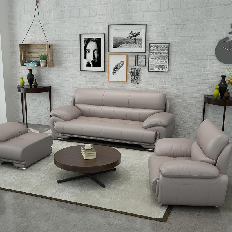 维诺斯帝 沙发皮沙发真皮沙发小户型客厅家具沙发图片