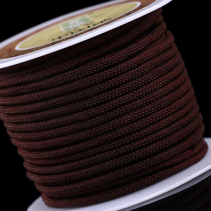 安乐因 diy线材3mm芊雅牌玉线璎珞绳米兰线制作编织项链绳子手把件挂