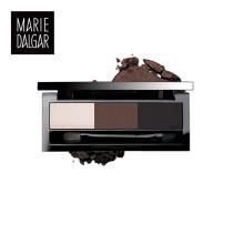 MARIE DALGAR玛丽黛佳 印象女主角三色眉粉画眉彩妆眼影BR-2深棕色