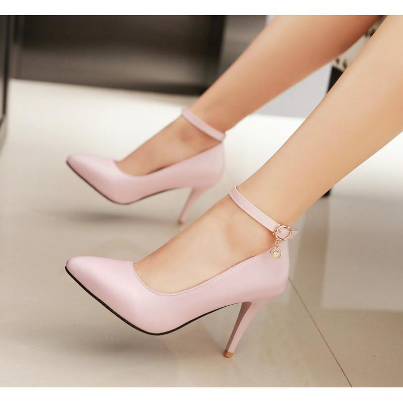 尖头鞋女单鞋