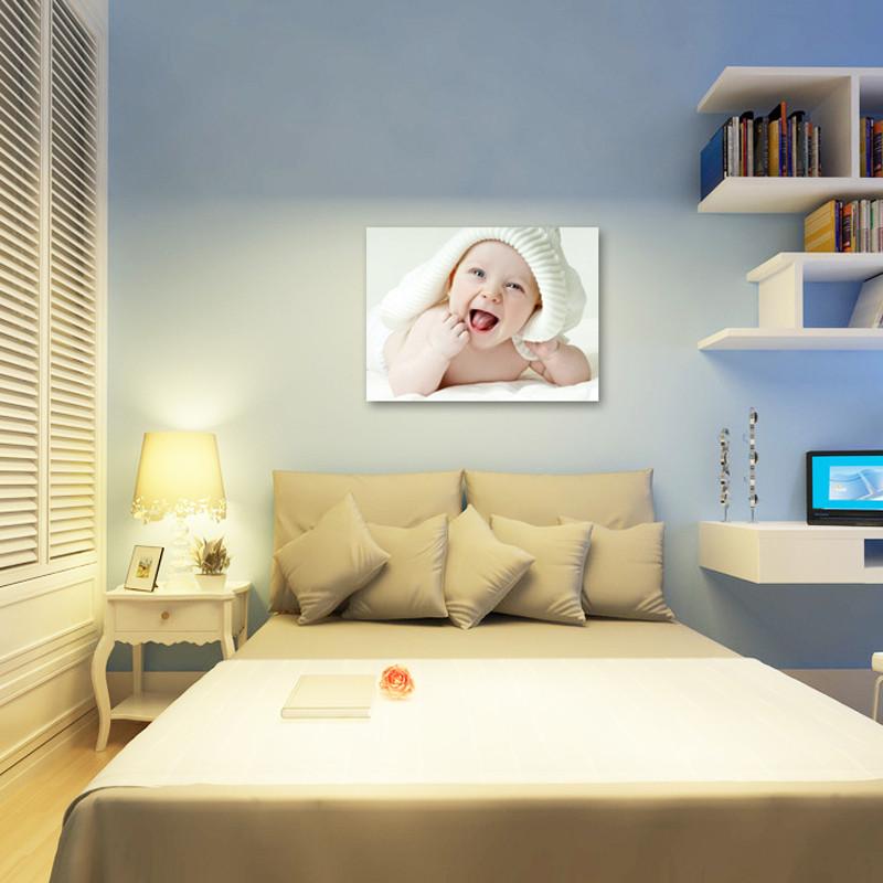 纳米高清照片海报墙贴画像可爱宝宝大图片漂亮婴儿备孕妇胎教早教