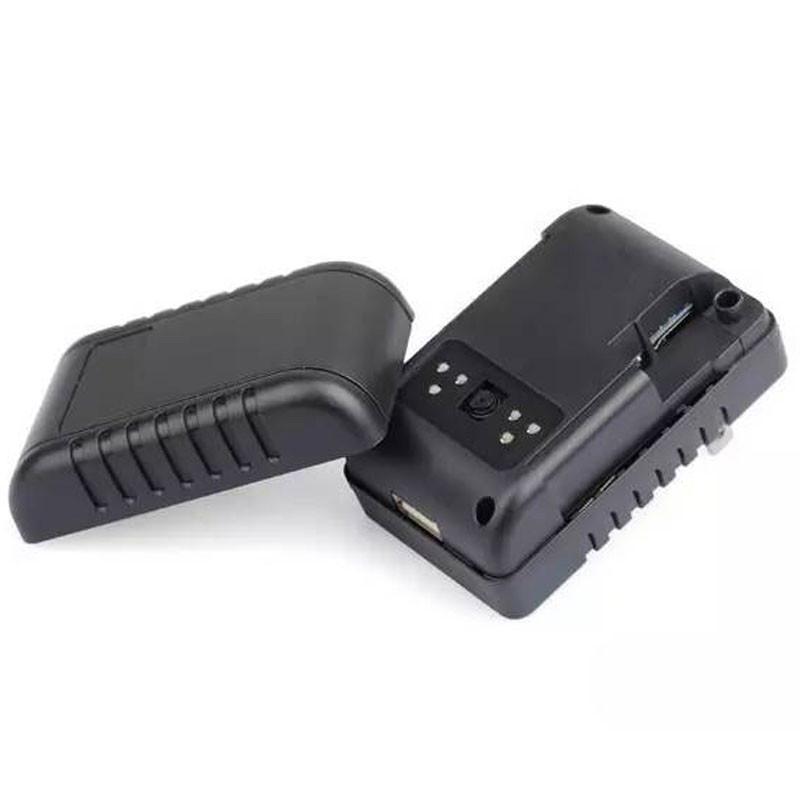 带循环录像手机插座充电头无线wifi远程网络监控非针孔隐形便携摄像头