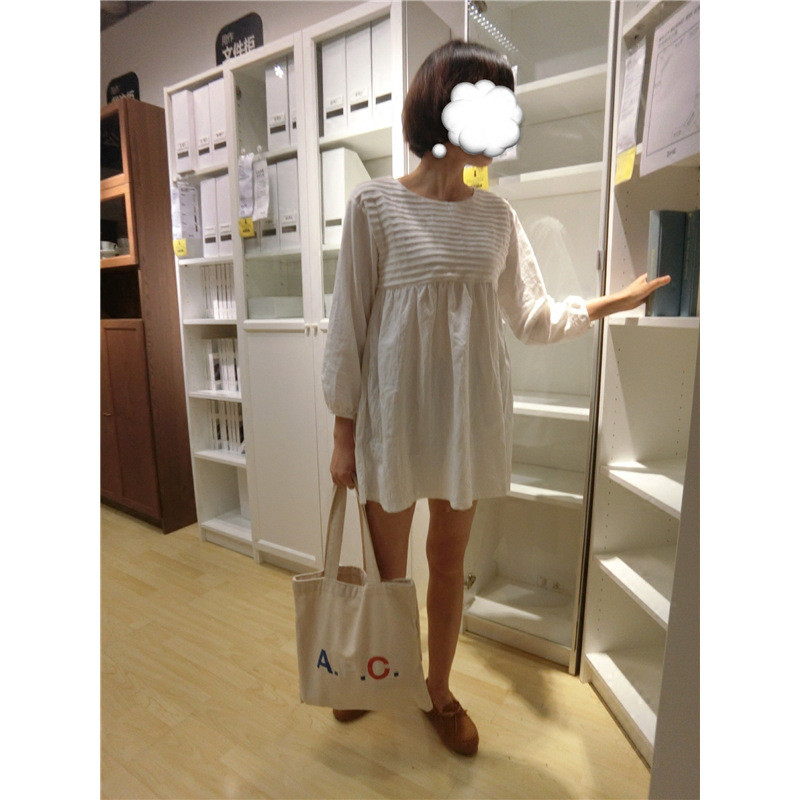 少女心娃娃裙韩国ulzzang裙子日系软妹连衣裙夏可爱韩版学生夏季