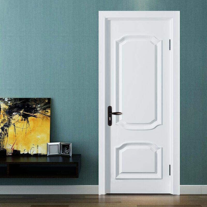 塞纳春天木门卧室门室内门实木烤漆房门型号080