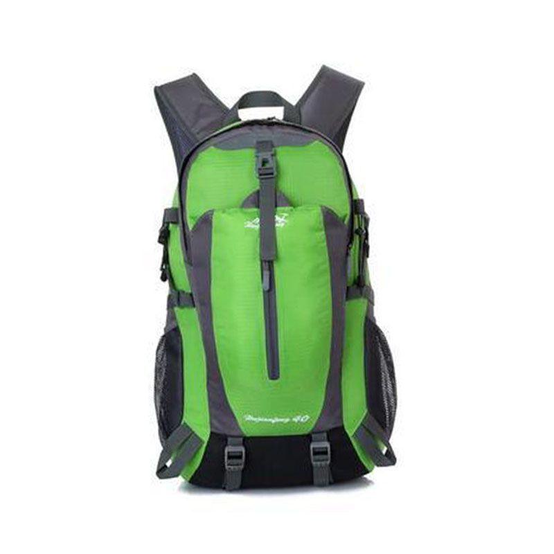 雷诺斯 z001户外运动包时尚旅行登山背包休闲书包徒步